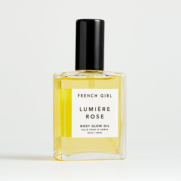French Girl Rose Lumiere Body Oil - Image 1 of 3