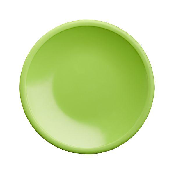 "Lunea Lime 6"" Appetizer Plate"