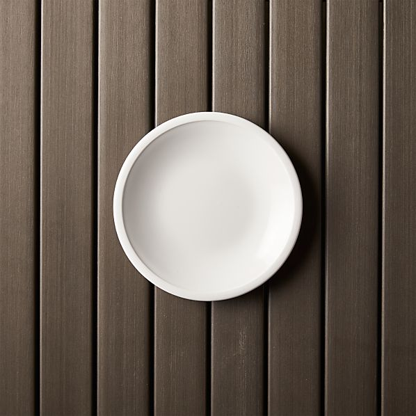 LuneaAppetizerPlateWhite6InSHS16