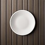 Lunea Melamine White 8.5  Salad Plate
