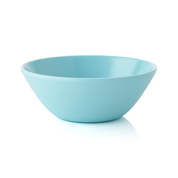 Lunea Melamine Blue Bowl