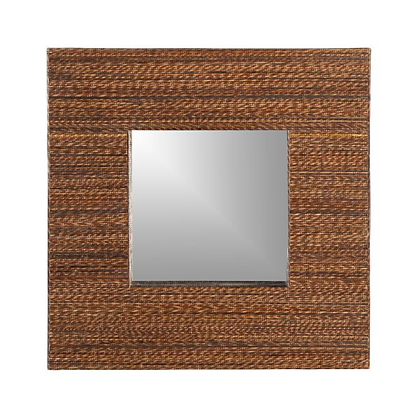 Lurik Wall Mirror