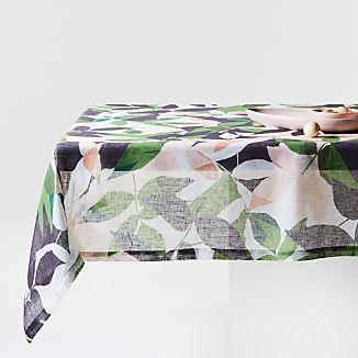 Lush Linen Tablecloth