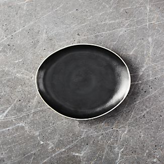 Lux Silver Appetizer Plate