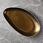 Lux Gold Platter