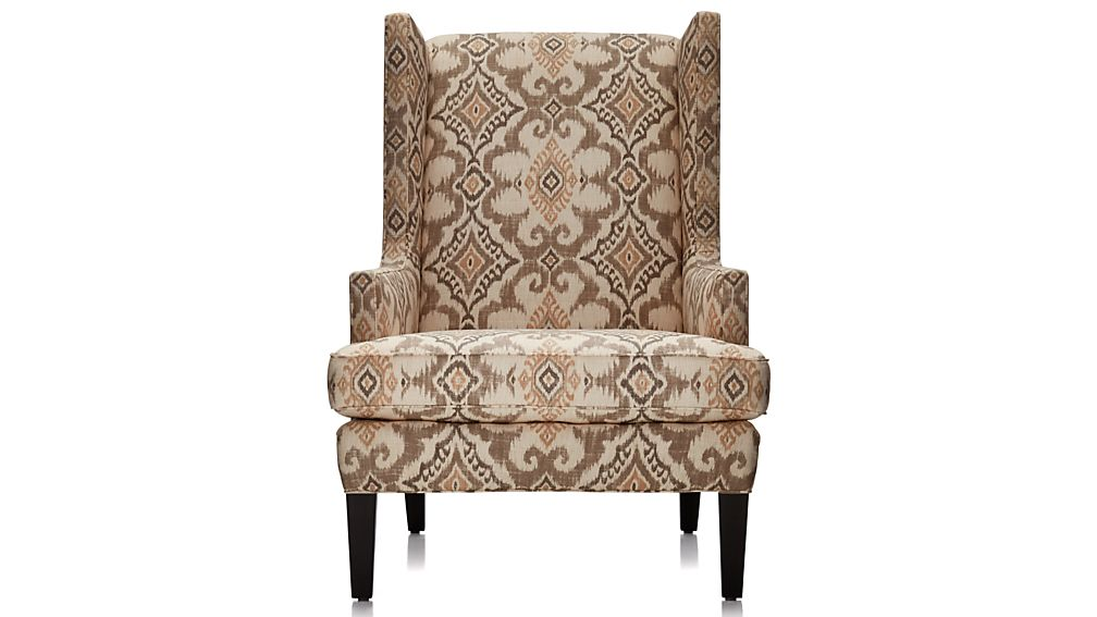 Luxe Wingback Chair