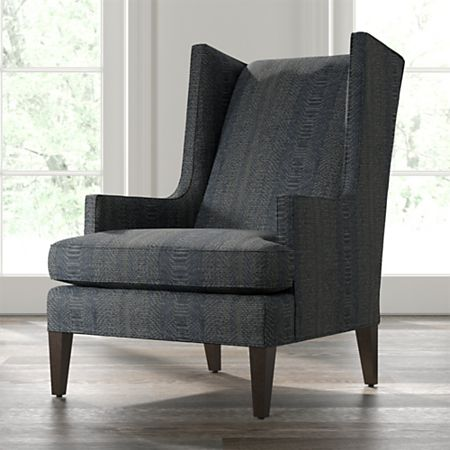 Luxe High Wing Back Chair Reviews