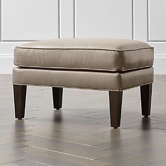 storage ottomans and cubes crate and barrel. Black Bedroom Furniture Sets. Home Design Ideas