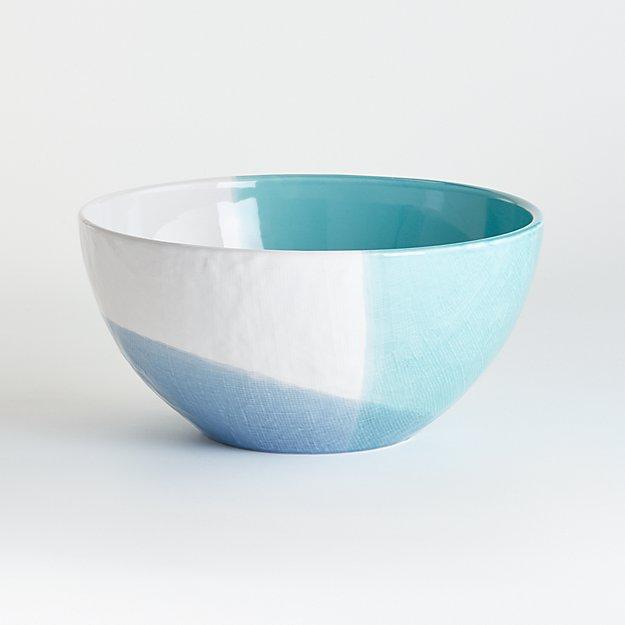 Maci Large Ceramic Mixing Bowl - Image 1 of 2