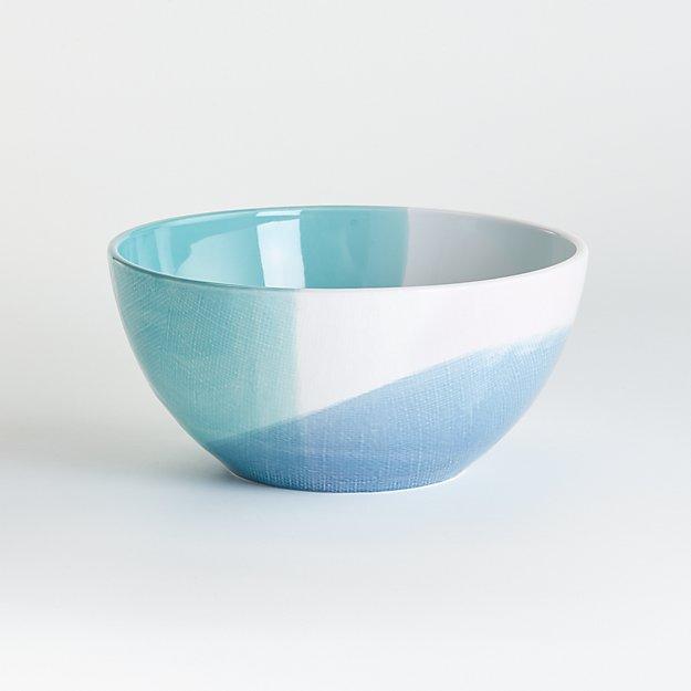 Maci Small Ceramic Mixing Bowl - Image 1 of 2