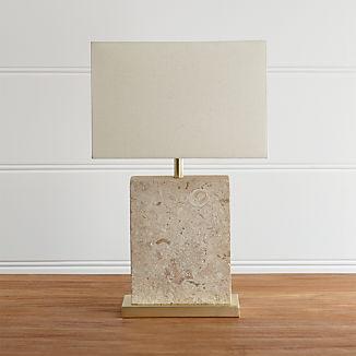 Mactan Stone Table Lamp