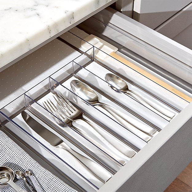 Madesmart ® Clear Drawer Organizer
