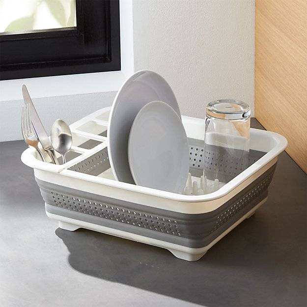 Madesmart ® Collapsible Dish Rack
