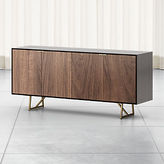 Madina Walnut Sideboard
