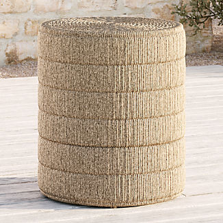 Madura Woven Outdoor Side Table