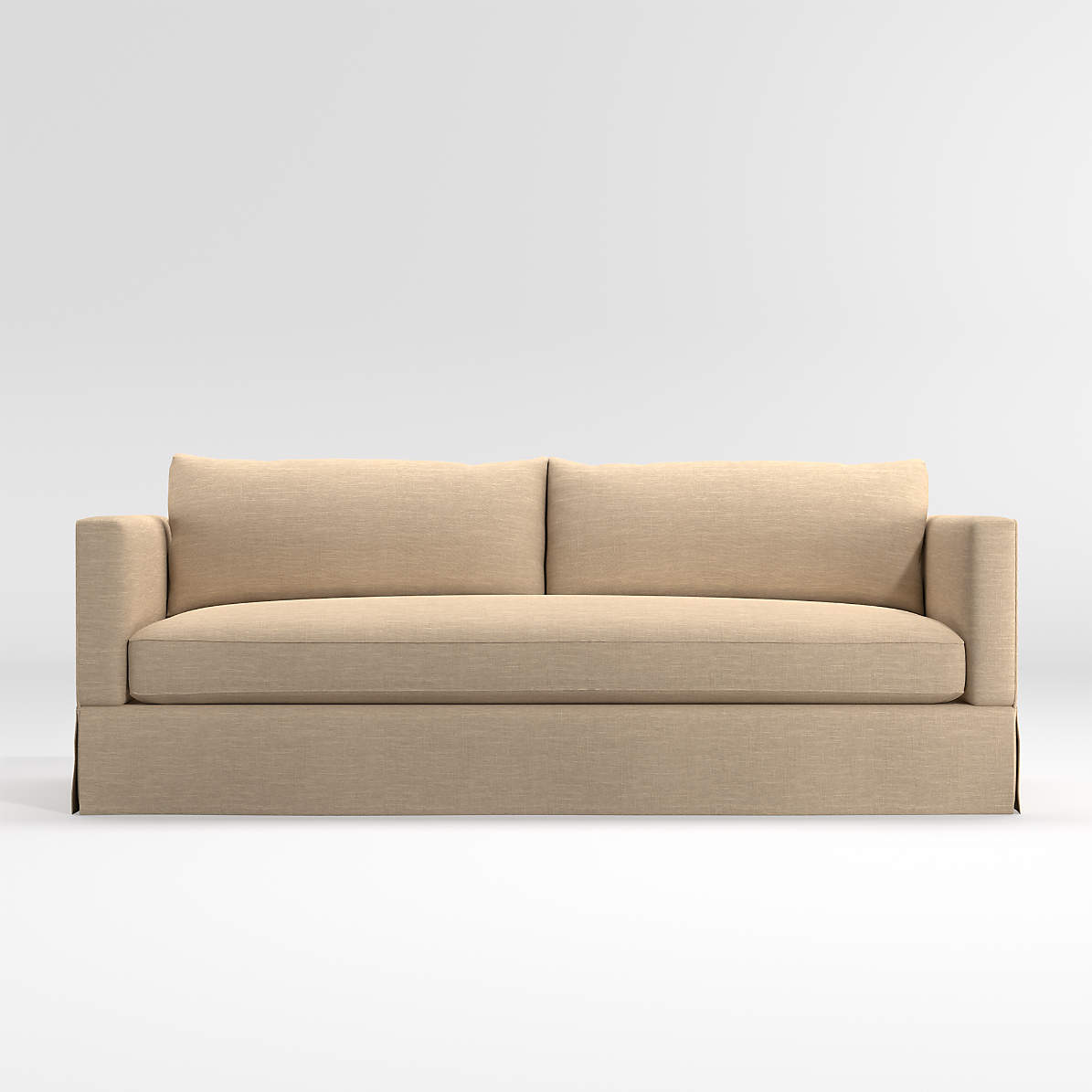 Magritte Queen Sleeper Sofa With Air Mattress Crate And Barrel