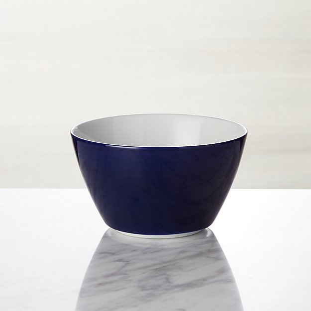 Maison Cobalt Blue Cereal Bowl - Image 1 of 2