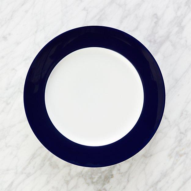 Maison Cobalt Blue Dinner Plate - Image 1 of 7