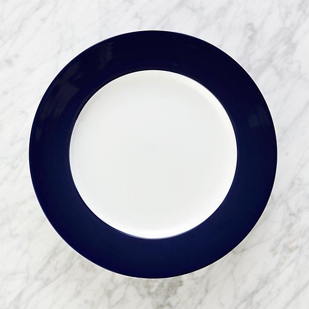 Maison Cobalt Blue Round Platter
