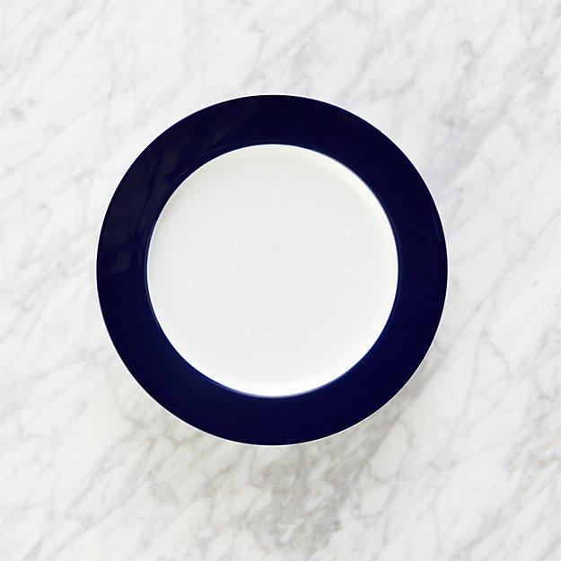 Maison Cobalt Blue Salad Plate - Image 1 of 5