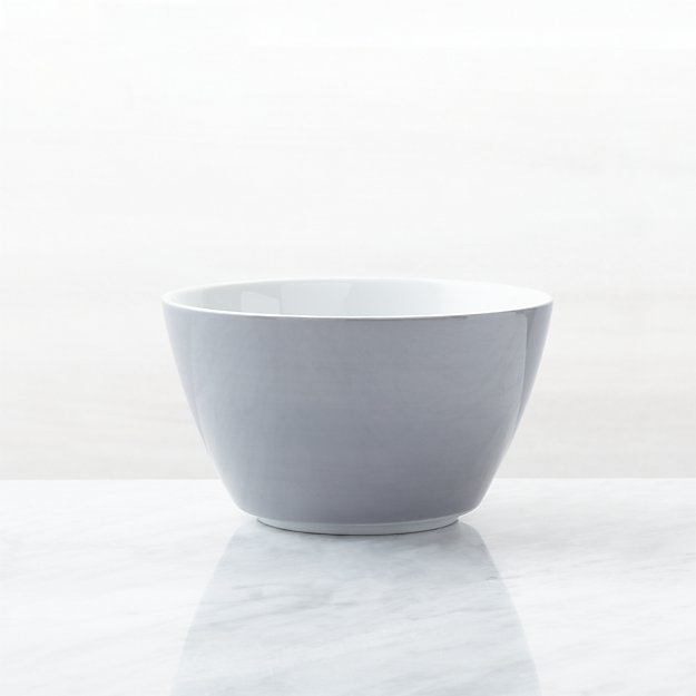 Maison Grey Cereal Bowl - Image 1 of 3