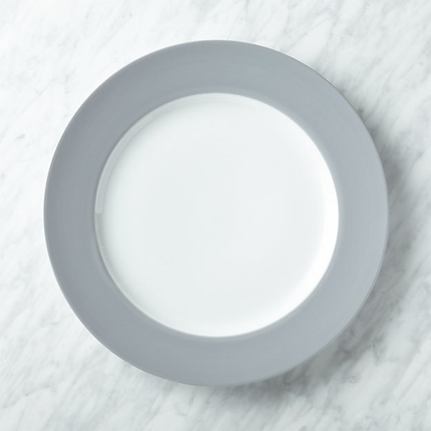 Maison Grey Dinner Plate - Image 1 of 3