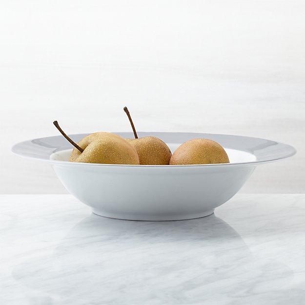 Maison Grey Serving Bowl - Image 1 of 3