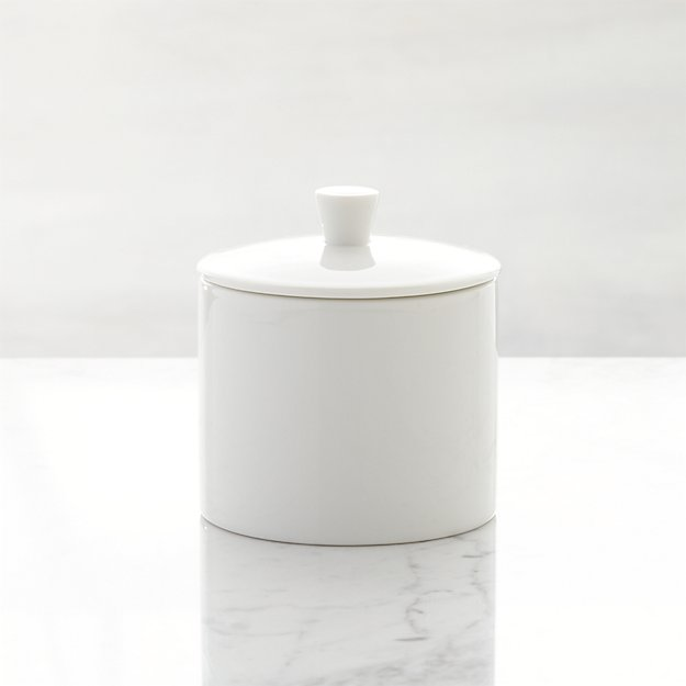 Maison Sugar Bowl with Lid - Image 1 of 2