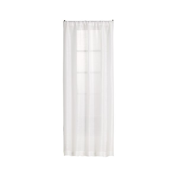 Majir Sheer 48x84 Curtain Panel