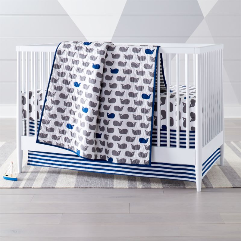 This listing is for this fabulous Crate and Barrel Kids girls bedding. This set is in excellent condition and looks great in your child's room, from toddler to teen!!