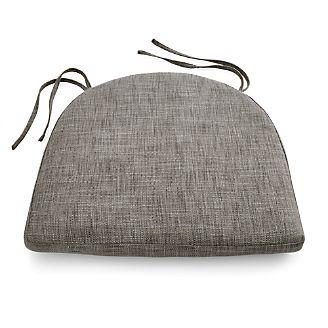 Etonnant Maluku Grey Dining Side Chair Cushion