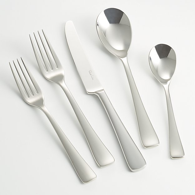 Malvern Mirror 5-Piece Place Setting - Image 1 of 1