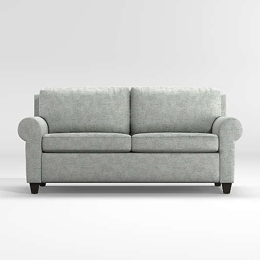 Mansfield Queen Roll Arm Sleeper Sofa