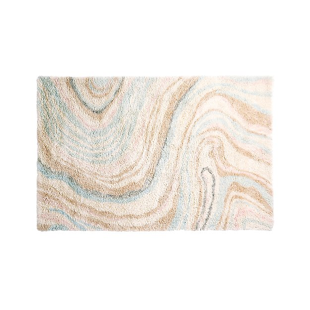 Marble Rug 5 X8 Reviews Crate And Barrel