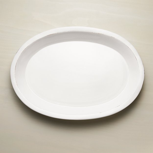 Marbury Large Oval Platter - Image 1 of 9
