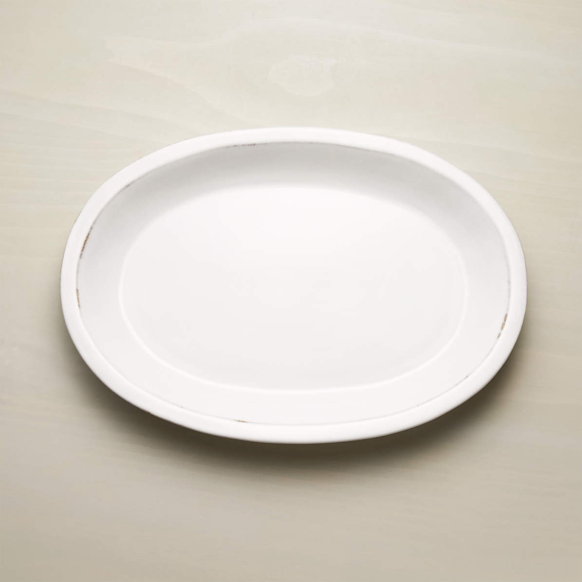 Marbury Small Oval Platter Reviews Crate And Barrel