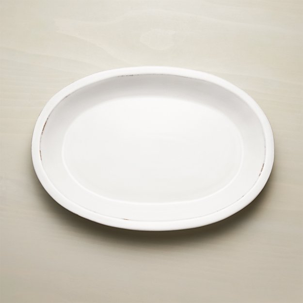 Marbury Small Oval Platter - Image 1 of 9