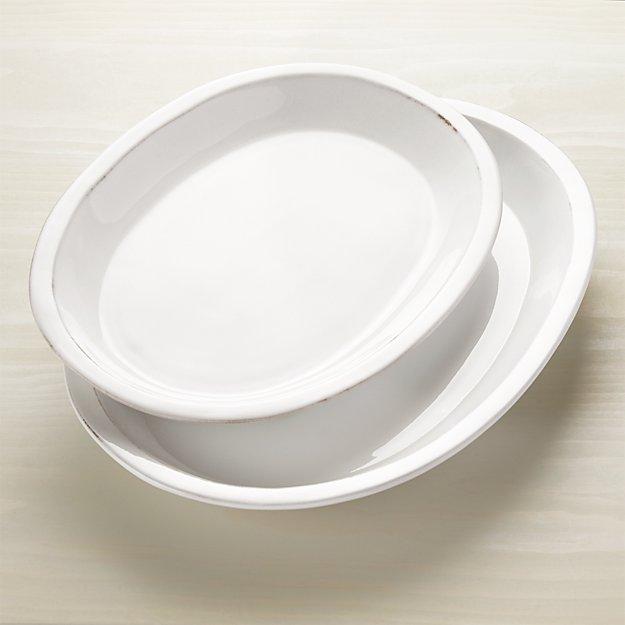 Marbury Oval Platters