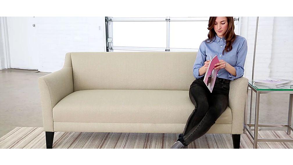 Margot Left Arm Corner Sofa
