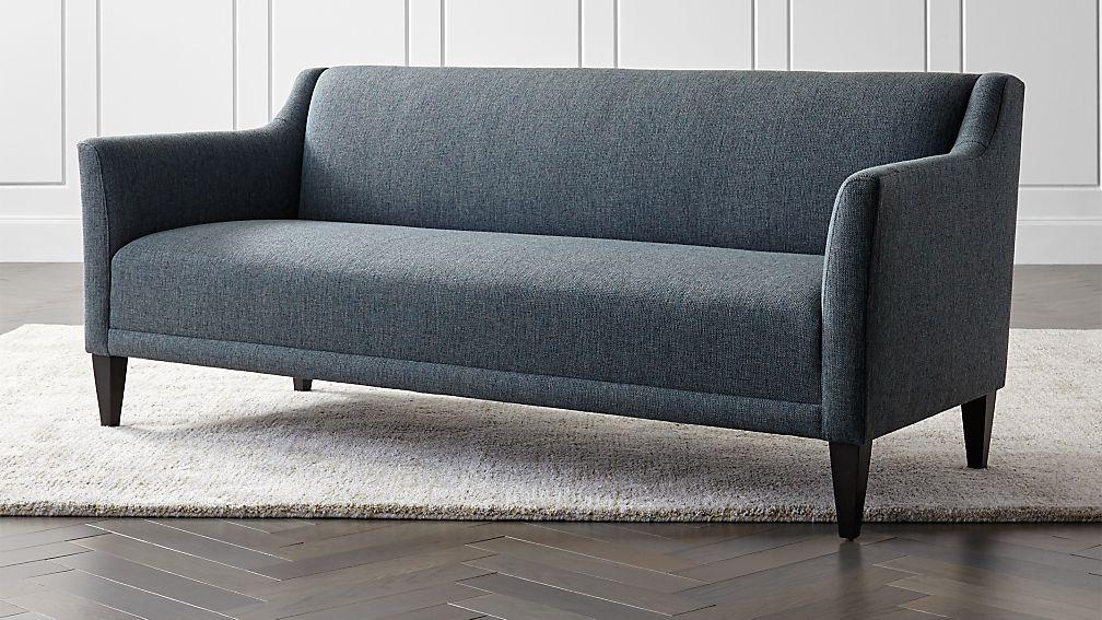 "Margot II 80"" Grande Tight Back Sofa - Image 1 of 6"