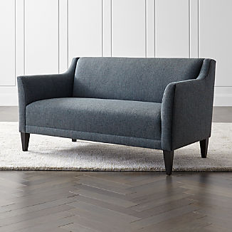Loveseats Crate And Barrel