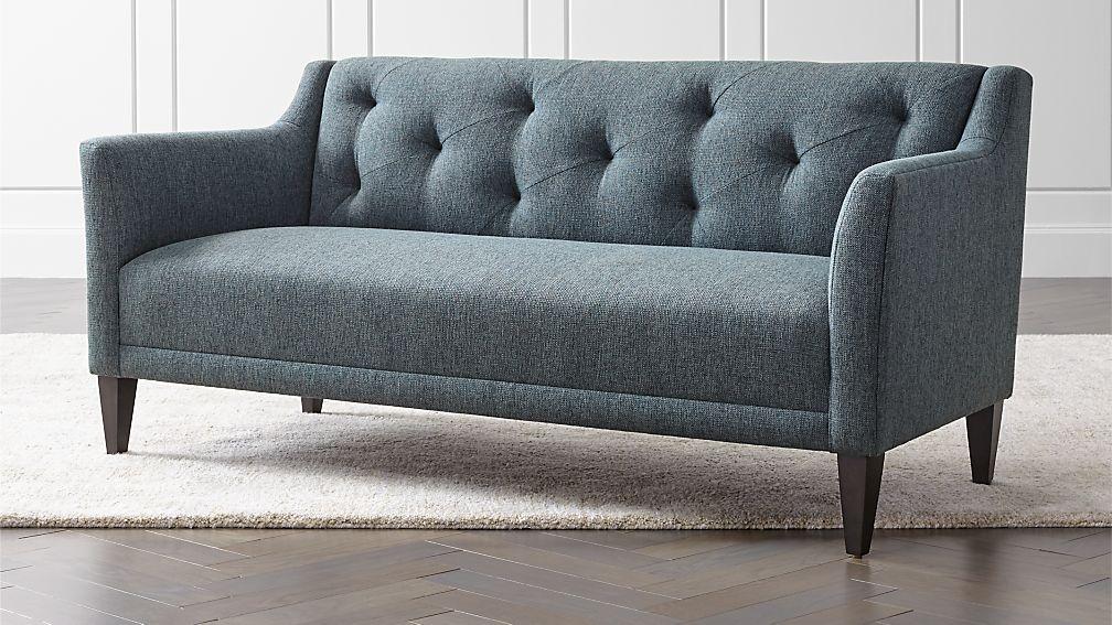Margot II Tufted Sofa - Image 1 of 6