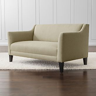 Margot Loveseat : crate and barrell sectional - Sectionals, Sofas & Couches