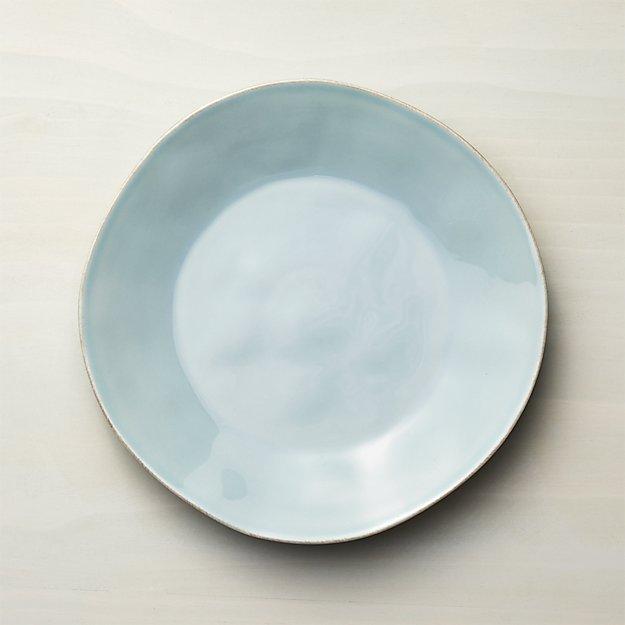 Marin Blue Dinner Plate - Image 1 of 9