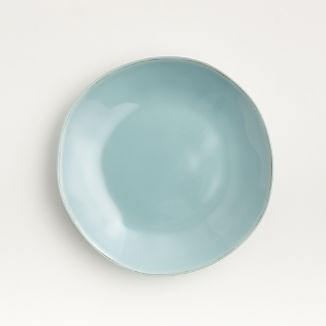 Marin Blue Melamine Salad Plate