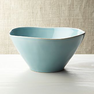 "Marin Blue 10.25"" Serving Bowl"