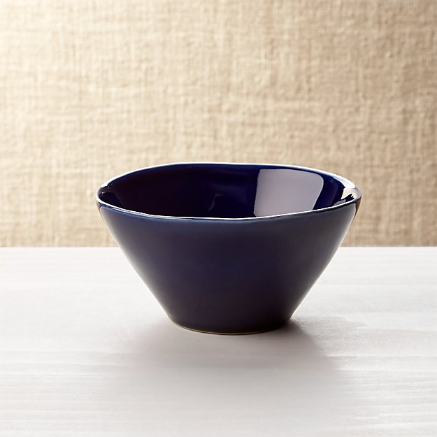 Marin Dark Blue Cereal Bowl
