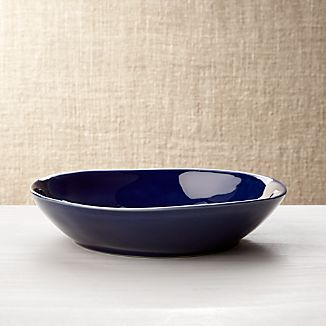Marin Dark Blue Pasta/Soup Bowl