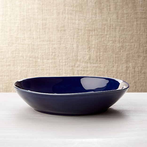 Marin Dark Blue Pasta/Soup Bowl - Image 1 of 3