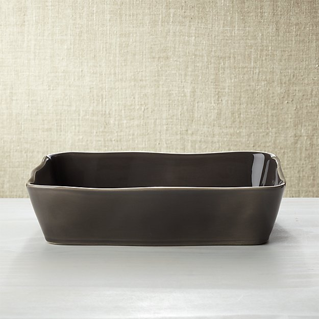 Marin Dark Grey Baking Dish